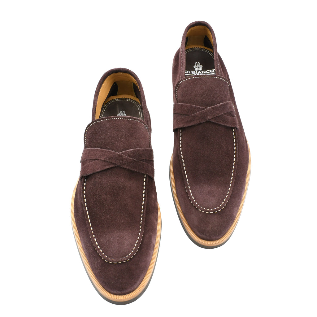 Cross Tab Penny Loafer
