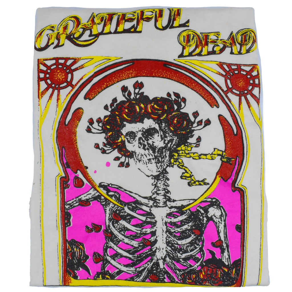 Grateful Dead Skeleton Crown T-Shirt
