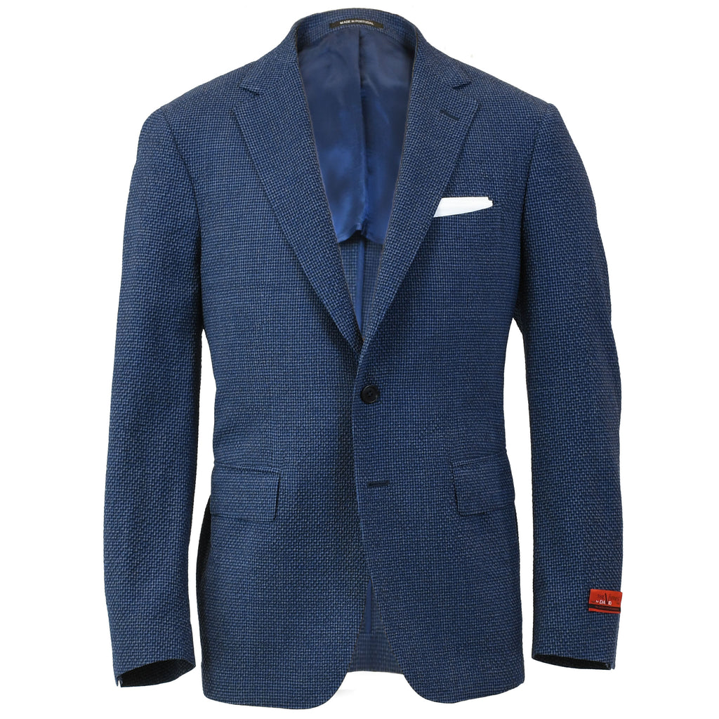 Italian Seersucker Stretch Sport Coat