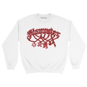 HOLIDAY CHAIN CREWNECK