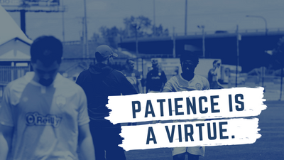 Patience Is A Virtue : Growing A Community In 2020