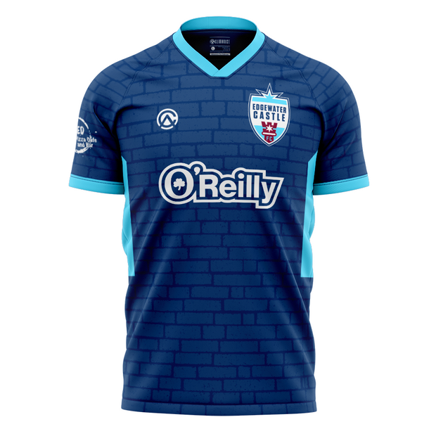 Edgewater Castle FC Home Jersey 2021