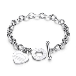 Proverbs 4:23 Above All Else Bracelet