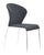 Oli Graphite Retro Dining Chair (Set of 4)