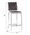 Derrick Criss Cross Counter Chair (Set of 2)