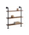 Hugo Three Shelf Piping