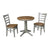 Braxton Dining Table Set w/ Chairs