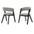 Mid-Century Modern Accent Dining Chair image 3