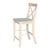 Dondi Counter & Bar Height Stool - Ready To Finish image 5