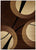 Zaga Chocolate Accent Rug Image 1