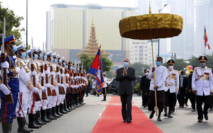 Cambodia marks 67th anniversary of Independence Day