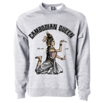 Crewneck Sweater – Cambodian Queen – J Dep