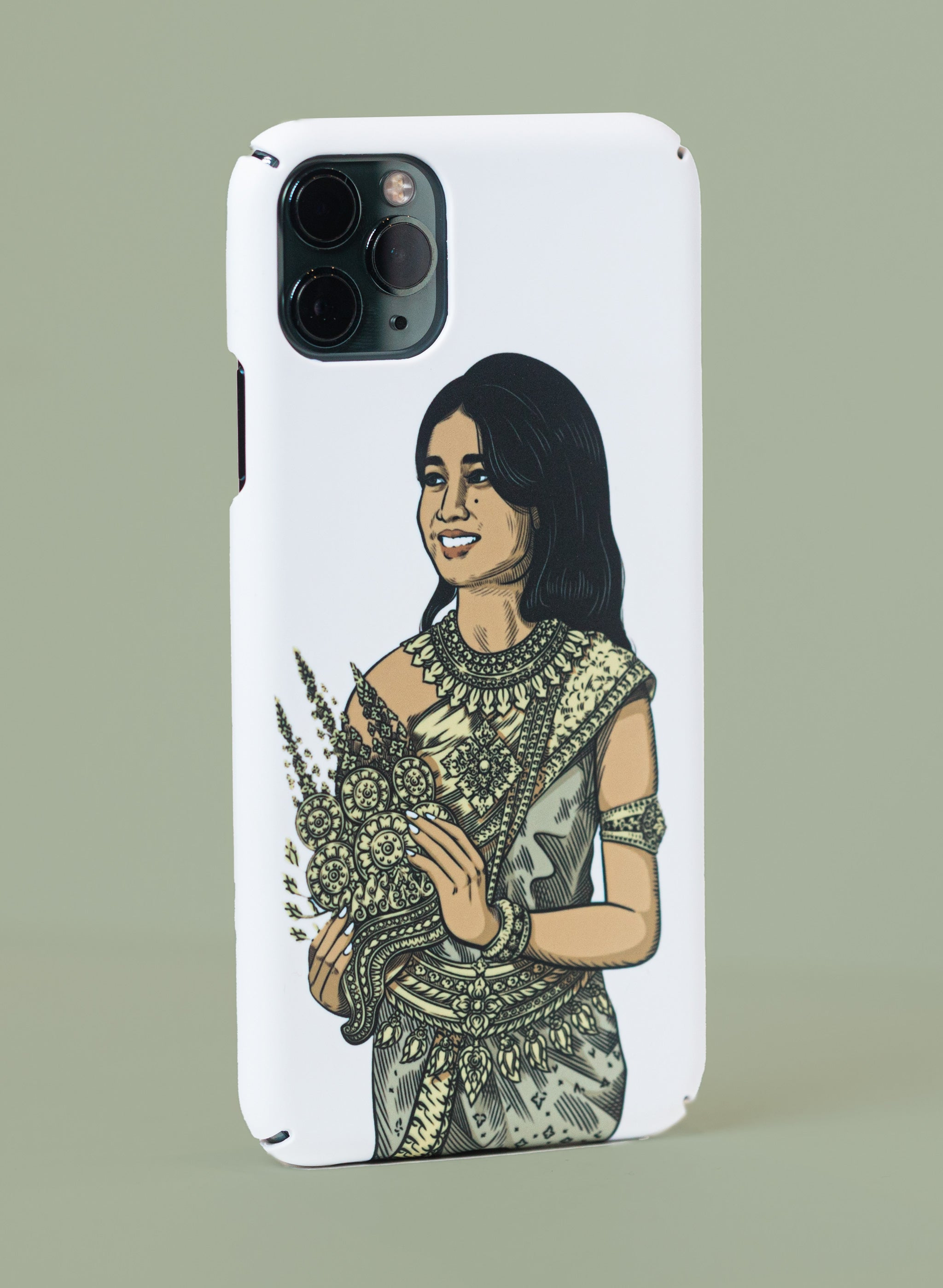 Princess Norodom Buppha Devi - iPhone Case
