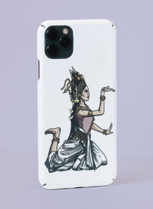 Cambodian Queen J Dep - iPhone Case