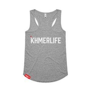Womens Drop-Cut Tank