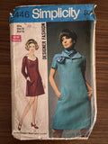 Simplicity 8446 vintage 1960s dress sewing pattern