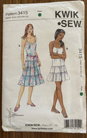 Kwik sew 3415 Kerstin Martensson  dress pattern