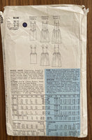 Vogue 9333 vintage 1980s dress pattern