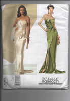 Vogue v2929 designer original Bellville Sassoon sewing pattern