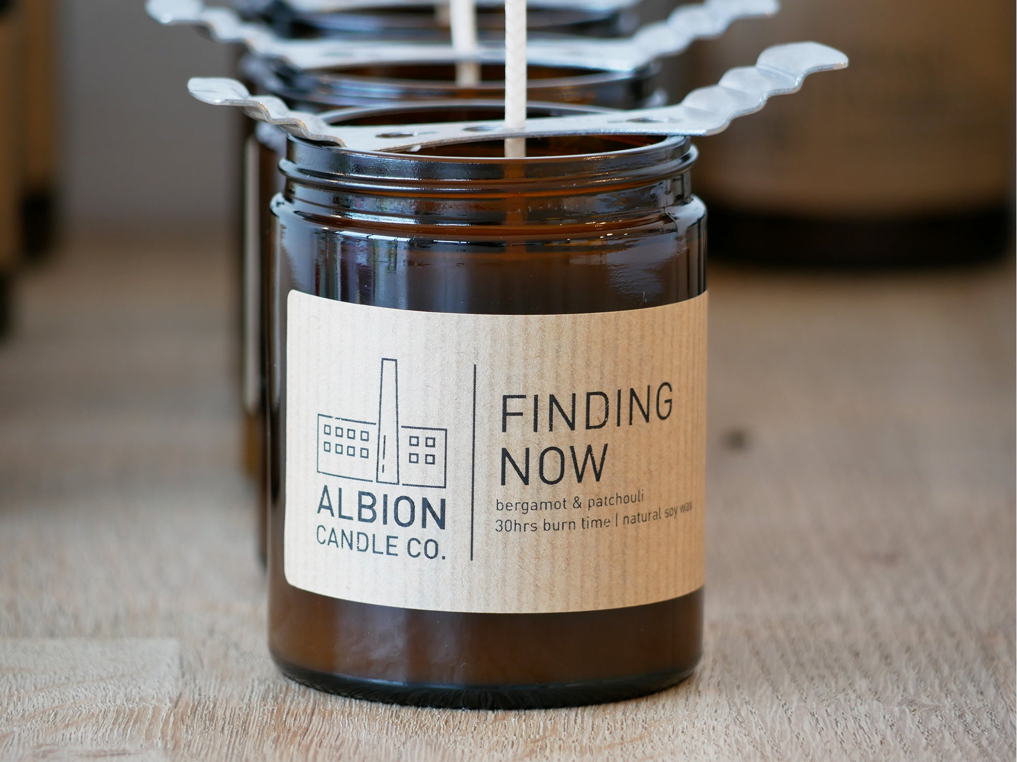 FINDING NOW - albion-candle-co