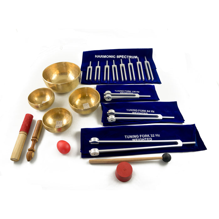 Starter kit for Foundation and Diploma (1 Medium and 3 Small bowls)