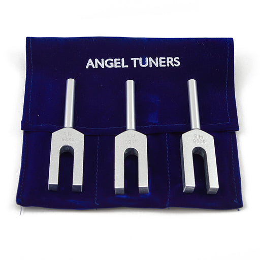 Angel Tuning Forks – set of 3