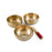 Tibetan Bowls – set of 3 Medium bowls