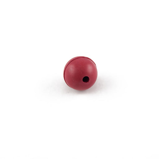 Rubber ball for tuning fork – single