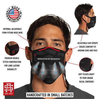 Maverick Adjustable Mask X