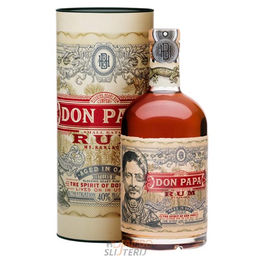 Don Papa Rum 7 Years 700 ml