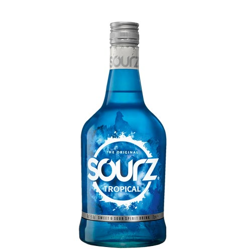 Sourz Tropical 700 ml