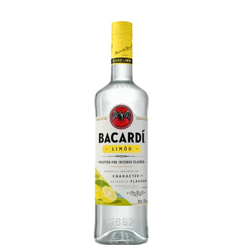 Bacardi Limon 700 ml