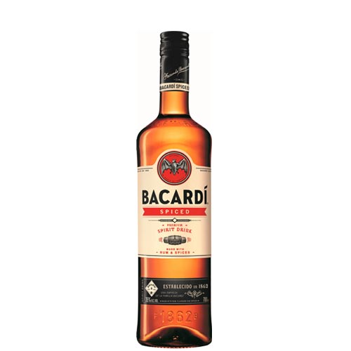 Bacardi Spiced 700 ml