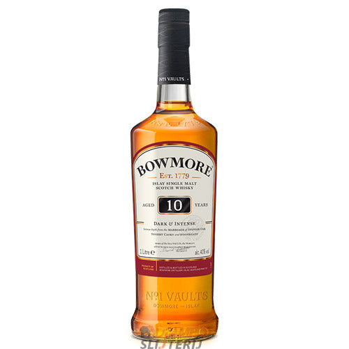 Bowmore 10 Year Old Travel Exclusive