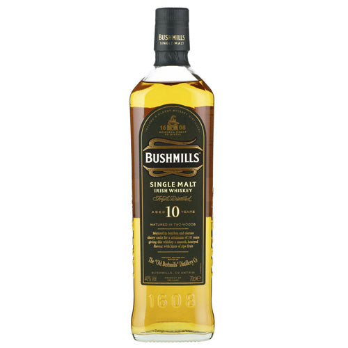 Bushmills 10 Year Old 1L