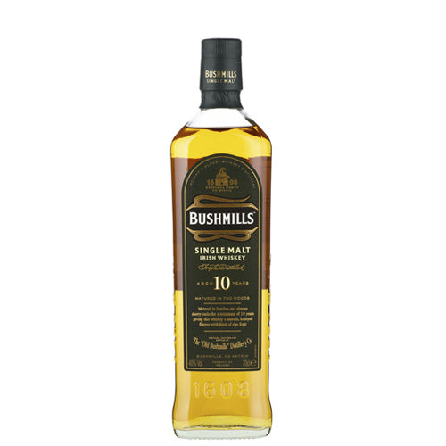 Bushmills Single Malt 10 Years Gift Set