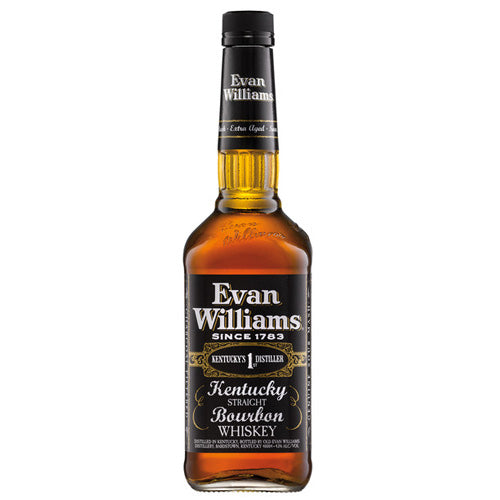 Evan Williams Black 1L bij Djambo Slijterij