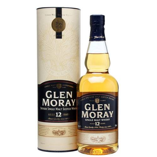 Glen Moray 12 Years 700 ml