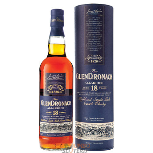 GlenDronach 18 Years Old