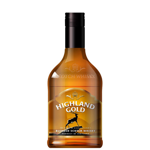 Highland Gold Scotch Whisky 70cl Djambo Slijterij