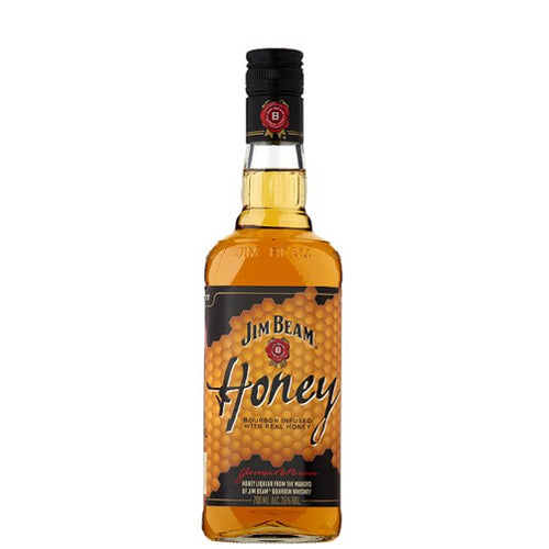 Jim Beam Honey 70cl bij Djambo Slijterij
