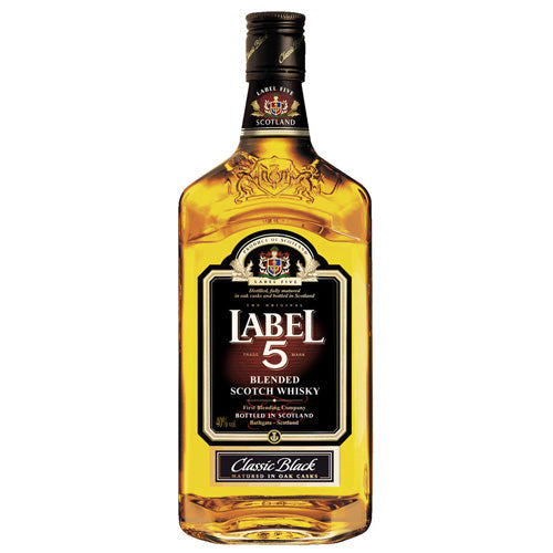 Label 5 Whisky 1L