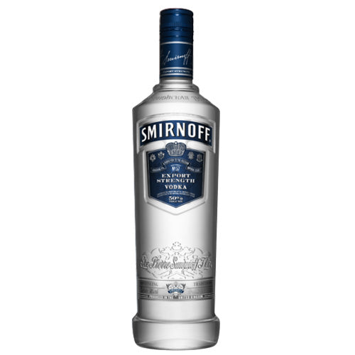 smirnoff export strength vodka 70cl djambo slijterij