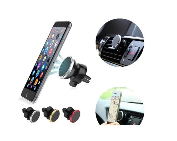 Suport Magnetic Auto Telefon 360 multiple culori
