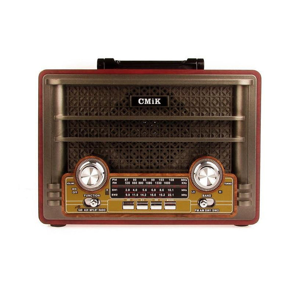 BOXA CU BLUETOOTH,USB,CARD MICRO SD,FM RADIO