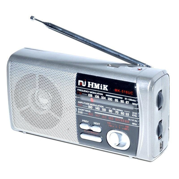 RADIO MP3-FM-AM-SW1-SW2 ,USB,CARD TF - pedavo