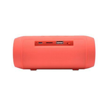 Boxa portabila bluetooth wireless, Charge 2 Mini, AUX, Radio - pedavo