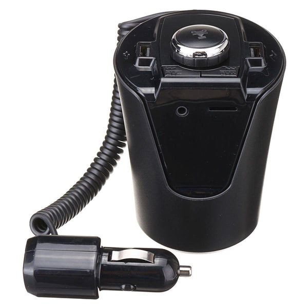 Modulator FM Bluetooth MP3 USB Handsfree si incarcator auto