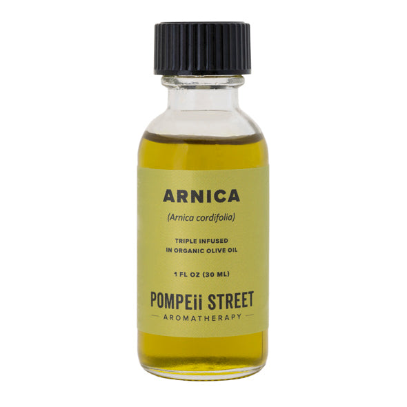 Arnica Infused Olive Oil