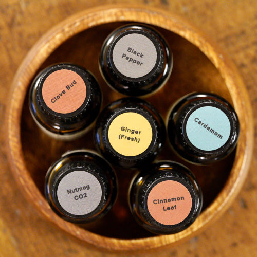 Autumn Spice Essential Oil Set